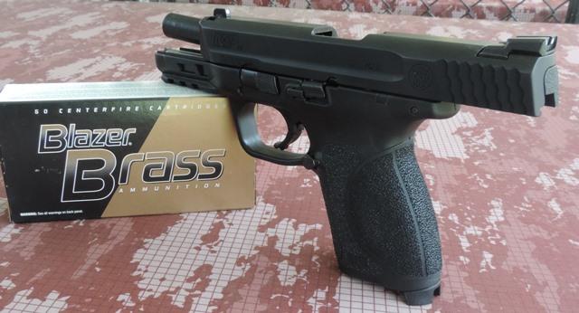 Smith & Wesson M&P 40 M2.0, prueba de confianza.