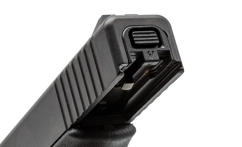 Placa posterior POLYFLEX para pistolas Glock