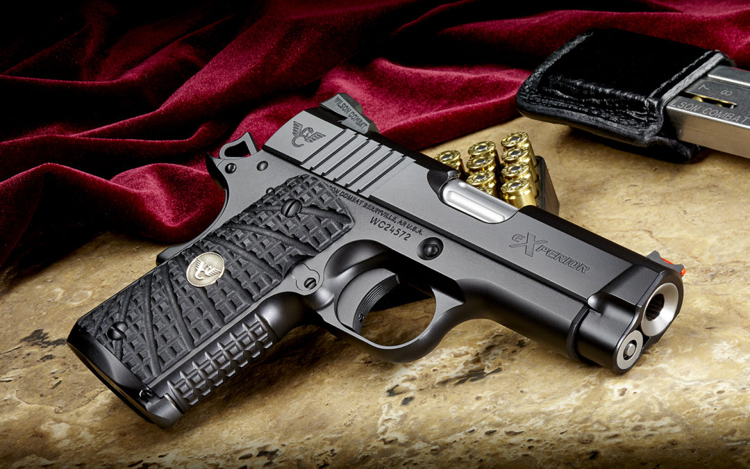NUEVA serie de pistolas 1911 Wilson Combat EXPERIOR