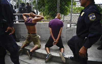 ¿Pandillas tras histórica caída homicidios en El Salvador?