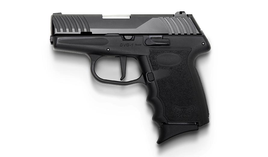 Las pistolas SCCY presentan la nueva línea Striker Fired DVG-1
