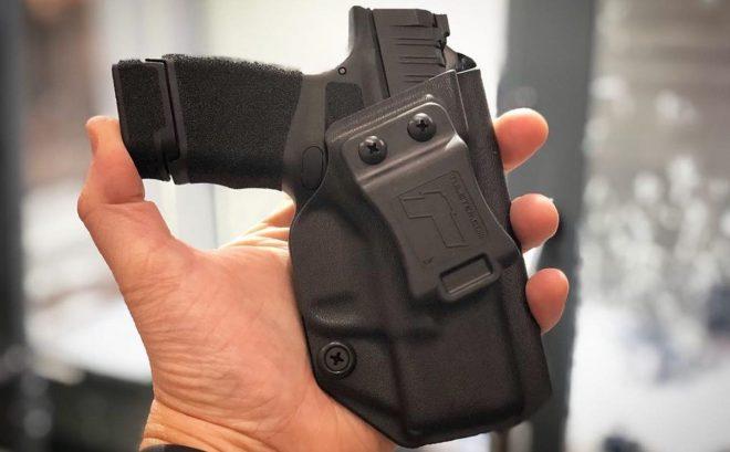 Funda Tulster IWB para pistola Springfield Armory Hellcat