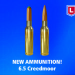 "Cartuchos con fulminantes ""large"" para rifles Lapua 6.5 Creedmoor"