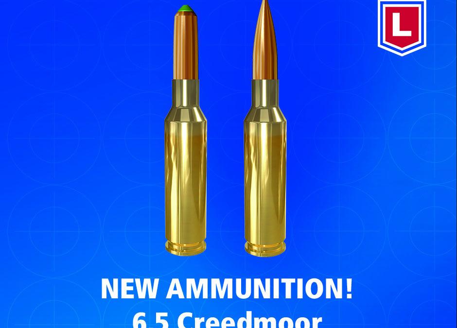 Cartuchos con fulminantes «large» para rifles Lapua 6.5 Creedmoor