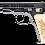 Edición limitada pistola CZ 75: aniversario 45
