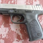 Pistola Smith & Wesson SD 9 VE, prueba de confianza.