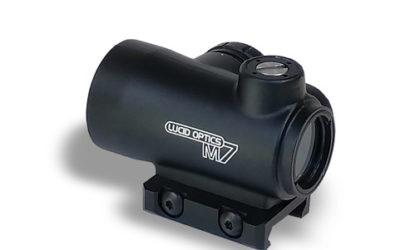 Lucid Optics presenta una nueva versión de su M7 Micro Red Dot Sight