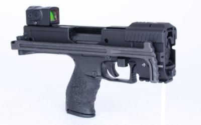 Nuevo chasis de la empresa B&T  para la pistola Walther PPQ