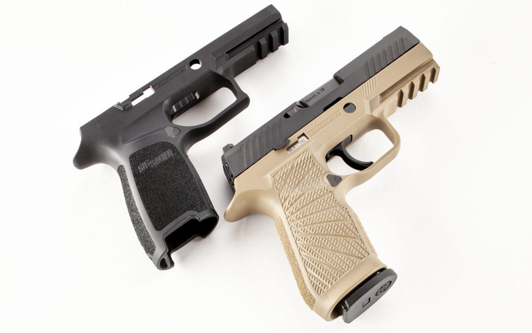 NUEVOS armazones Wilson Combat SIG P320