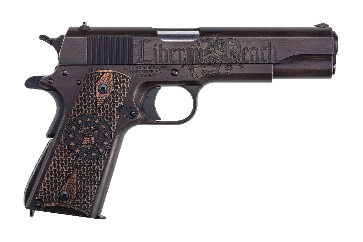 Pistola 1911 Custom Liberty