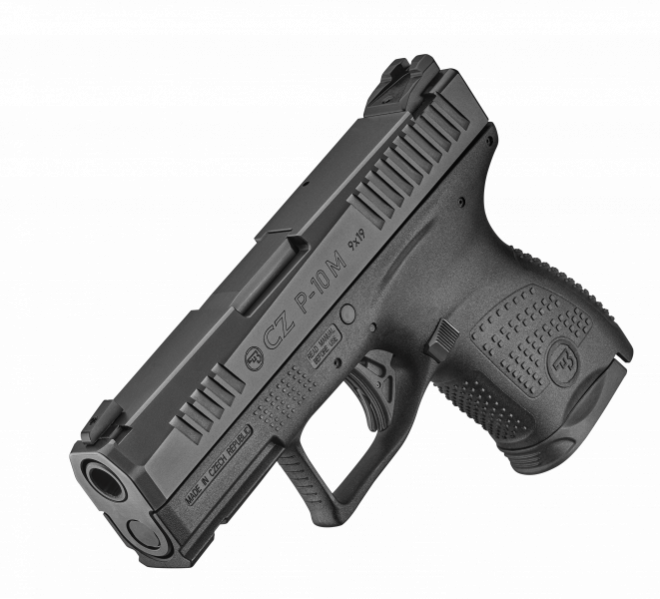 Nueva pistola  de la CZ: la P 10 Micro