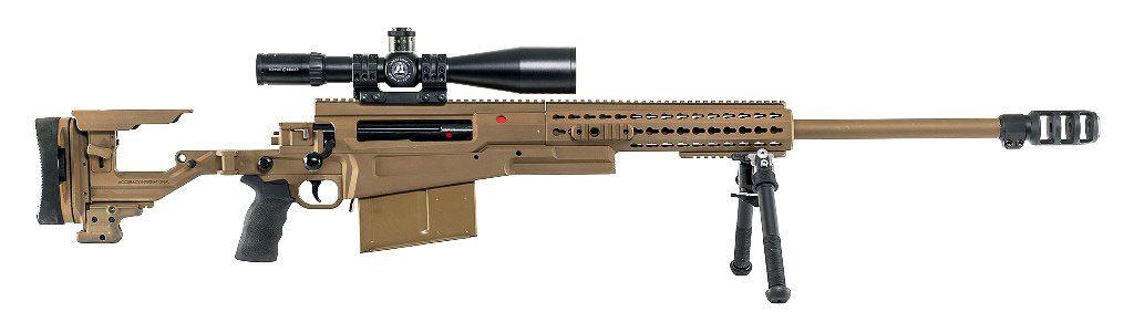 Nuevos rifles Accuracy International: AX MKIII y el rifle AX 50 ELR