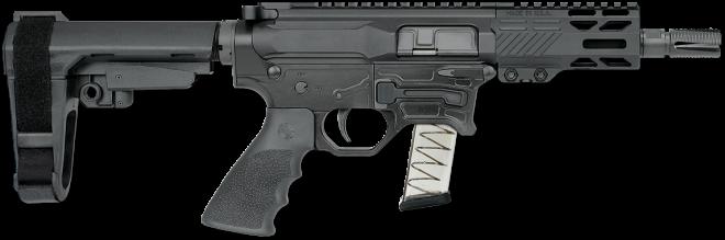 Rock River Arms anuncia una pistola BT-9 de 4.5 pulgadas
