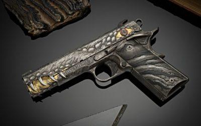 Cabot guns  «DRAGON FIRE»