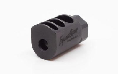 Nuevo compensador PCC para el calibre 9 mm de Armanov