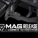 "Strike Industries: nuevo ""magazine release""para CZ Scorpion EVO"