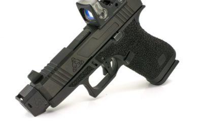 Suarez International compensador para Glock 43, 43X y 48