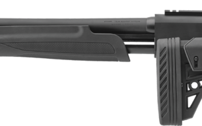 La nueva escopeta P3000 Supreme Defensive de Stoeger
