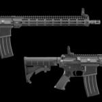 FN presenta nuevas carabinas 15 SRP G2 para la policía