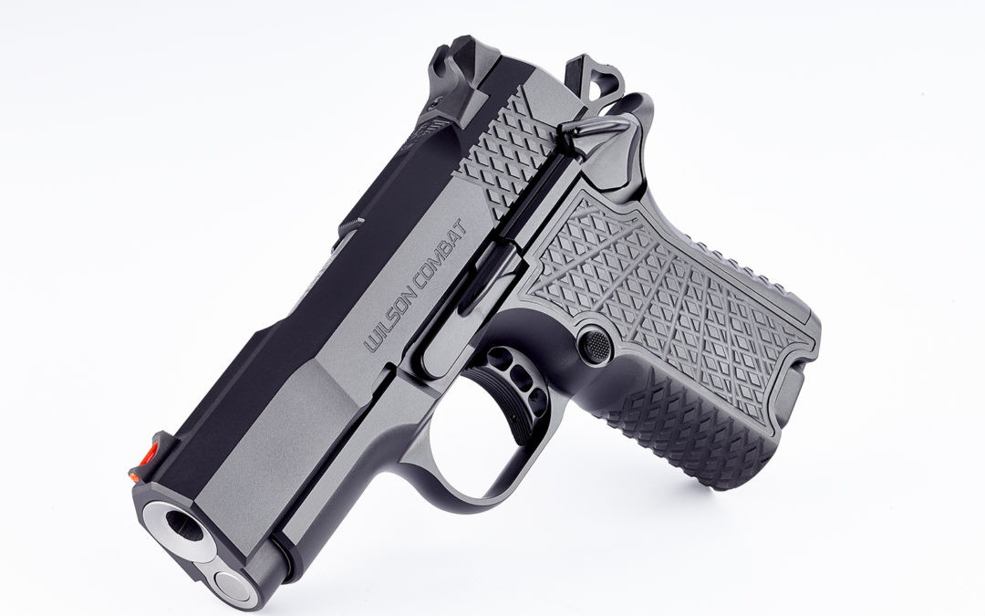 Pistola Wilson Combat EDC X9S 9mm subcompacta