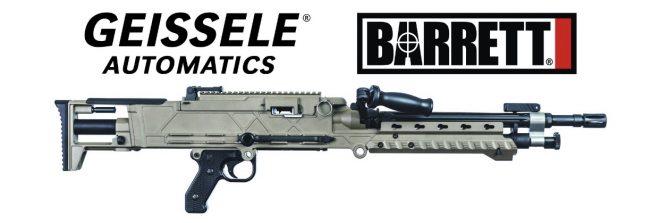 Geissele Automatics adquiere los design de las ametralladoras 240LW y 240LWS