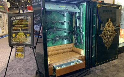 La caja fuerte para armas inspirada a la película John Wick