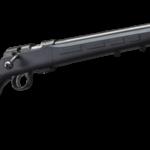 Nuevo rifle CZ 457 sintético con acabado suave al tacto