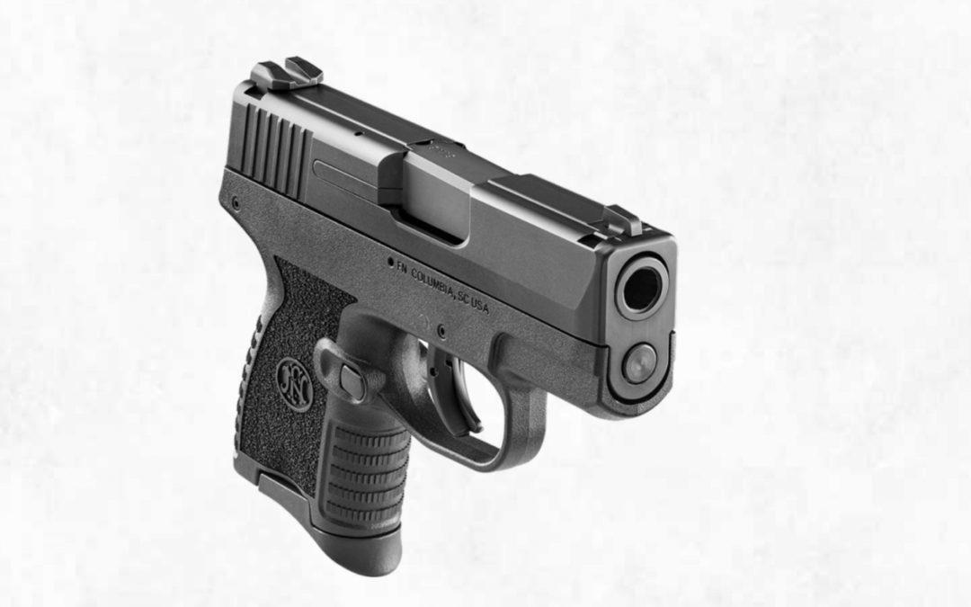 NUEVO LANZAMIENTO: La pistola «slim pistol» FN 503