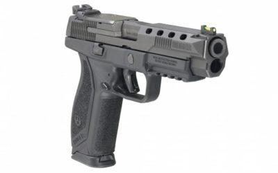 NUEVO: La pistola de competición estadounidense Ruger