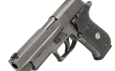 SIG SAUER P220 LEGION en calibre 10mm