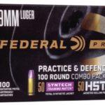 Federal presenta nuevos paquetes de municiones para deporte y la defensa