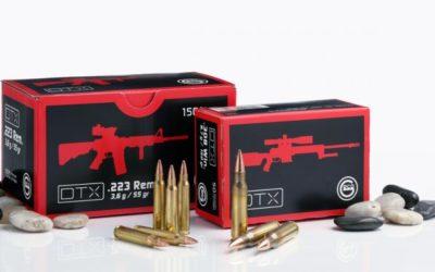 Nueva línea de municiones Geco DTX para tiradores deportivos