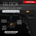 Nuevo botón corredera Tyrant Designs para Glock