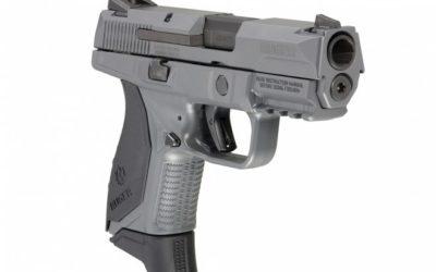 NUEVO: las pistolas Ruger American Compact en gris