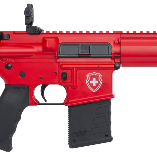 Rifle KRISS DMK22 Swiss Red Edición limitada