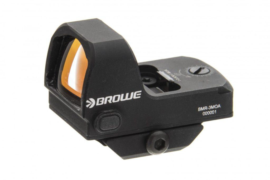 El sistema óptico Browe Micro Reflex. Fuente browe-inc.com. Redacción Espacio Armas.