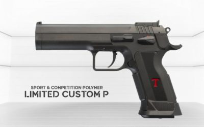 Noticias de Italia: Tanfoglio Limited Custom P