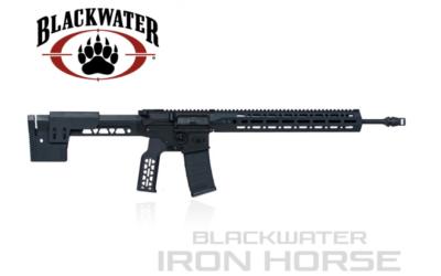 Blackwater, grande inversión en Iron Horse Firearms