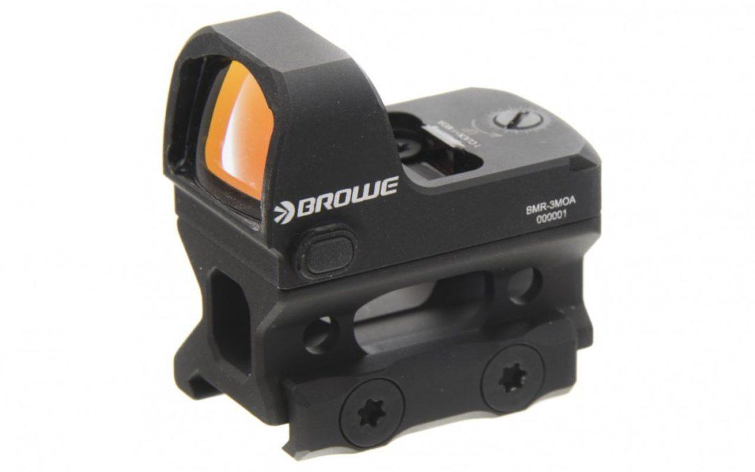 Sistema de punto rojo: mira Browe Micro Reflex (BMR)