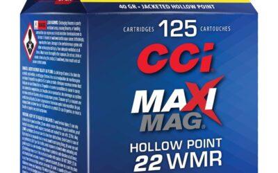 Nuevas cajas para las municiones de marca CCI