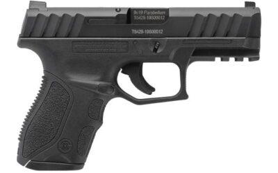 Pistola Stoeger STR-9: nueva versión compacta