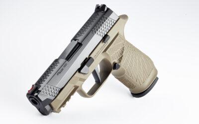 Nueva pistola WCP320 CARRY de Wilson Combat y SIG Sauer