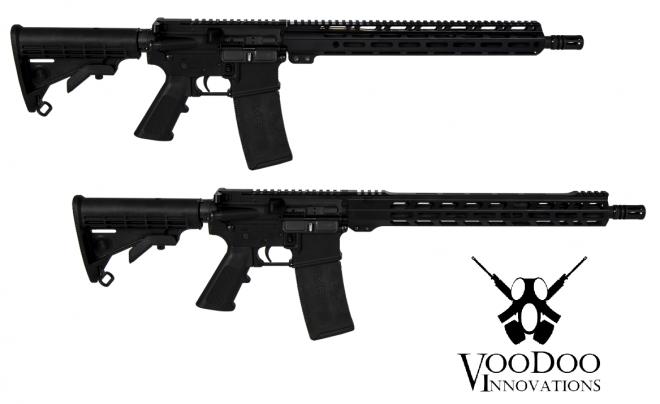 Adams Arms anuncia nuevos rifles de VooDoo Innovations