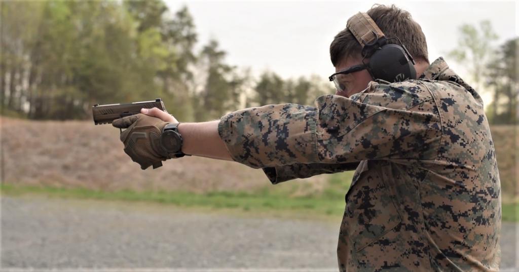 Pistola M18 para Marines: comenzará despliegue general del modelo