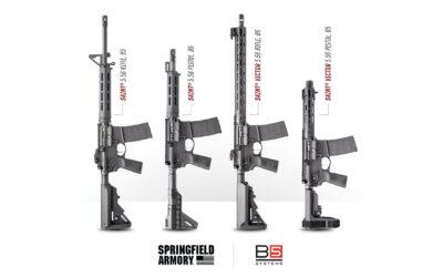 Nuevos accesorios Springfield Armory para  los  rifles SAINT AR-15