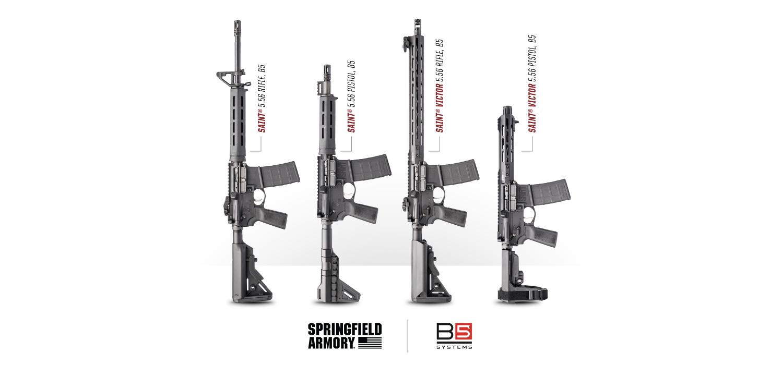 Nuevos accesorios Springdfield Armory para los rifles SAINT AR-15