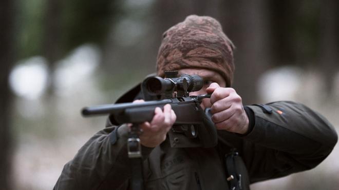 El rifle Tikka T1x MTR para zurdos. Fuente: www.tikka.fi/rifles. Redacción Espacio Armas.