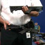 Winnipeg: policía confisca AR15 y Glock con receptores impresos 3D