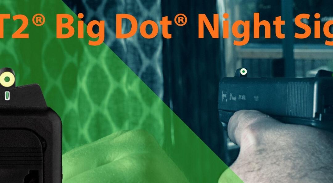 Miras nocturnas XS: más opciones DXT2 y DXW2
