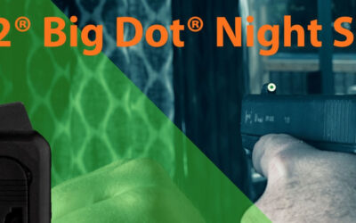 Nuevas miras nocturnas XS: más opciones DXT2 y DXW2